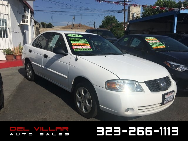 2004 Nissan Sentra For Sale In Los Angeles Del Villar Auto Sales 90022
